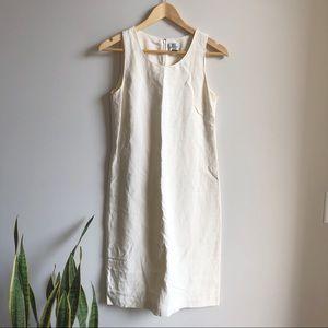 ✨Chico's Sleeveless Linen Dress